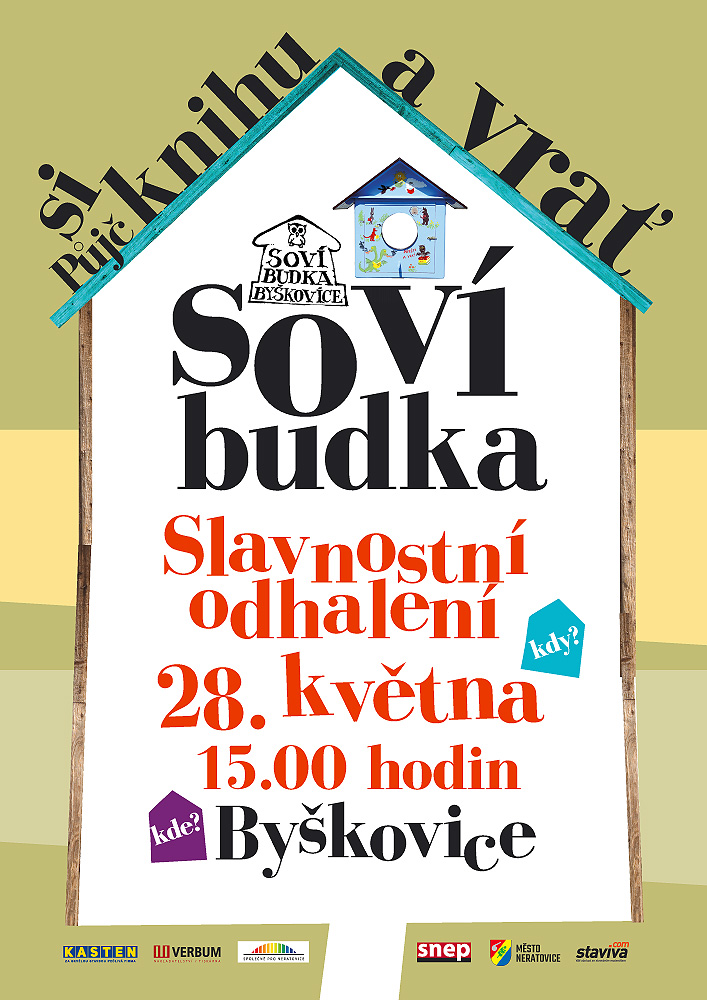 Soví budka Byškovice