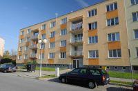 Sanace a zateplení obvodového pláště bytového domu v Kaznějově