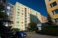 Sanace a zateplení panelového bytového domu Chlebovická v Letňanech