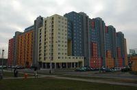 Komplexní zateplení fasádního pláště bytového domu Trojský vrch, Hvězdenská ulice, Praha 8