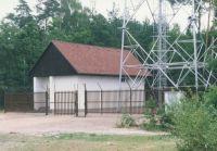 Výstavba základnových stanic RDTF sítě v lokalitě Skorkov