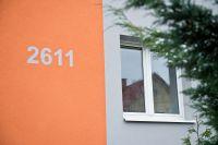 Zateplení bytového domu Fričova 2611, Mělník