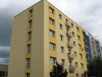 Zateplení obvodového pláště, výměna výplní otvorů bytového domu Sídliště 1076-77, Praze 5 - Radotíně