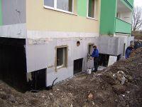 Sanace věžového domu Kojetická 1025 v Neratovicích