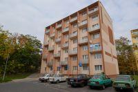 Sanace a zateplení panelového domu v centru Mělnika