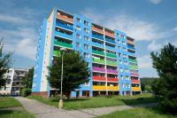 Sanace a energeticky úsporná opatření panelového domu Opletalova 176-177 v Kutné Hoře