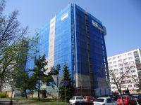 Regenerace a zateplení  panelového bytového domu v ul. Havlíčkova 1143-4, Mladá Boleslav