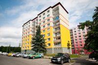 Revitalizace panelového domu Rabštejnská 12,14 v Plzni