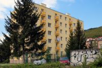 Zateplení a výměna oken bytového domu Sídliště 1076-77, Praze 5 - Radotíně