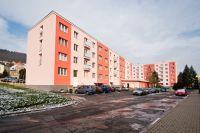Zateplení a výměna oken bytového domu Sídliště 1078-82, Praze 5 - Radotíně