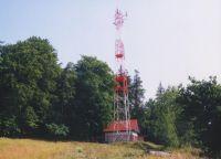 Výstavba základnových stanic RDTF sítě v lokalitě Šluknov - Království