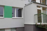 Zateplení panelového domu Místecká 569, Praha 9