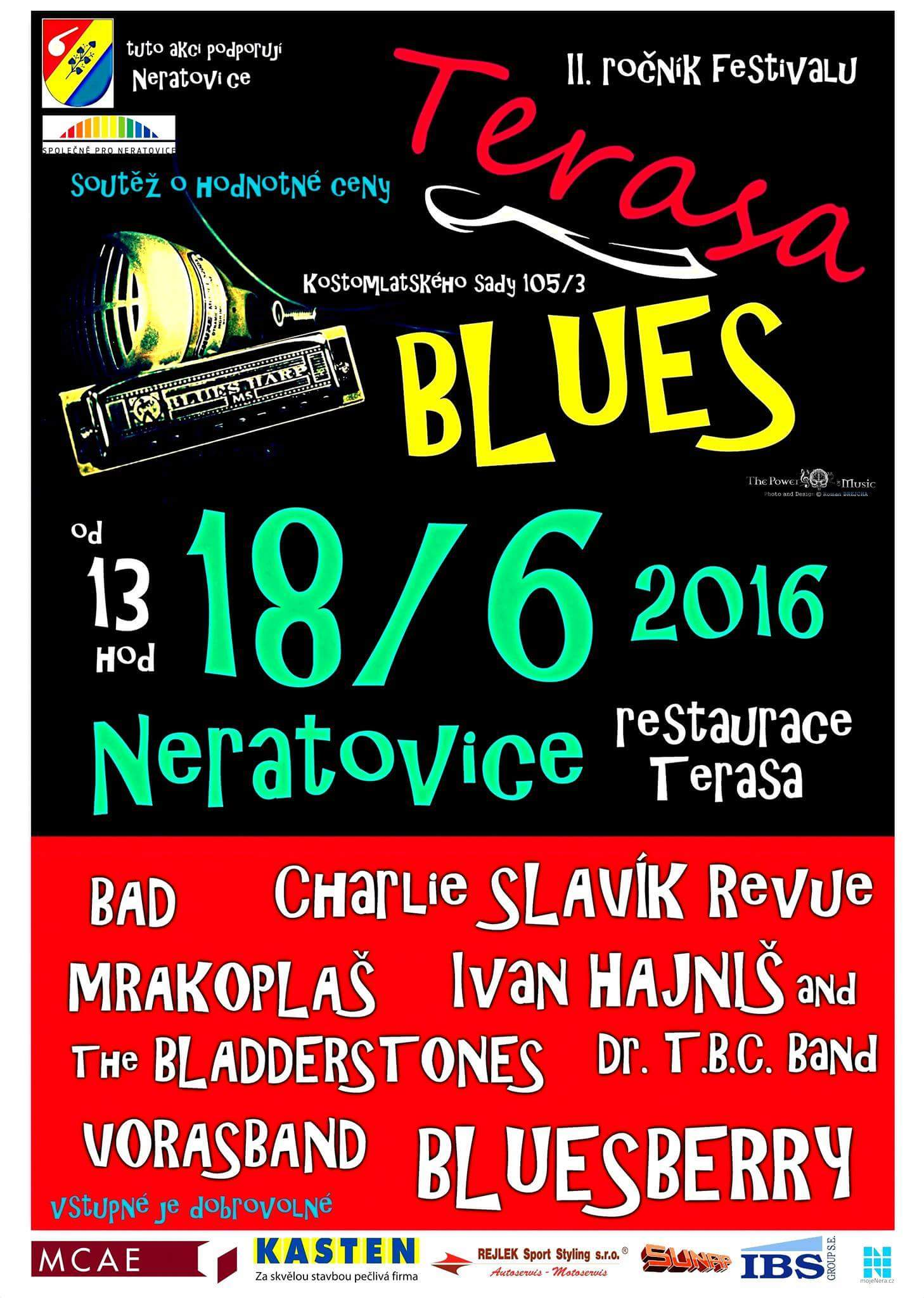 Terasa Blues 2016